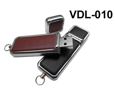 VDL-010(Leather Flash Drive)